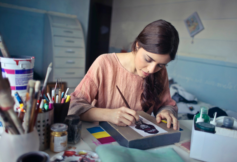 Art Classes for 16+ and Adults